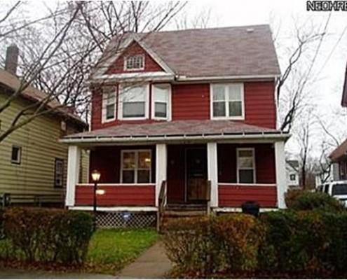 בית בקליבלנד אוהיו